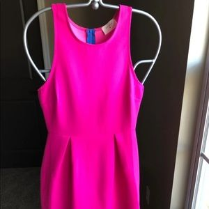 Hot pink Everly dress size small Nordstrom